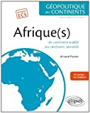 Afrique(S) du Continent Oublié au Continent Convoité