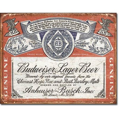 budweiser-historic-label-distressed-retro-vintage-tin-sign-32-x-41-cm