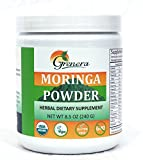 Best Moringa Powder - Grenera Organic Moringa Leaf Powder - 240 Gram Review