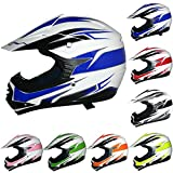 Best Crash Helmets - Leopard LEO-X16 Youth Junior Children Kids MX Motocross Review