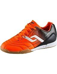 Pro Touch Fußb-Sch.Classic In Jr. - orange/schwarz