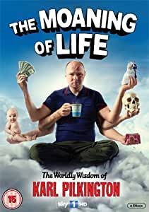 The Moaning of Life [DVD] [2013]