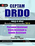DRDO (CEPTAM) Personal Assistant/ Store Assistant/ Admin Assistant