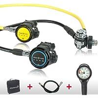 Aqualung Core Supreme ACD Confort Set économique–Testé et monté