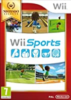 NINTENDO WII SPORTS SELECT 2131049 WII SPORTS SELECT