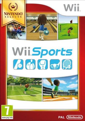 Wii Sports - Nintendo Selects Edition [Importación italiana]