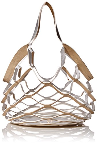 gottex-womens-pina-colada-tote-gold-silver-one-size