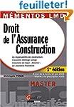 Droit de l'Assurance Construction