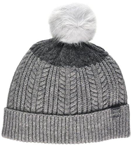 Joules Women's Bobble Hat Beanie