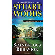 Scandalous Behavior (Stone Barrington Novels)