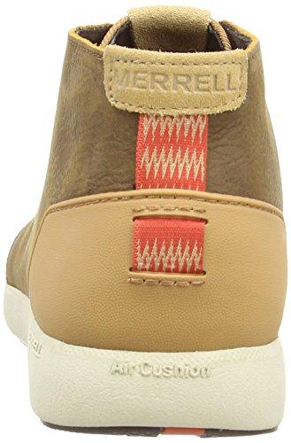 Merrell Freewheel, Baskets mode homme Marron (Brown Sugar)
