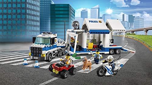 Lego 60139 City Mobile Einsatzzentrale, Bausteinspielzeug - 2