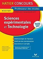 Hatier Concours CRPE 2011- Sciences expérimentales et Technologie - Epreuve d'admissibilité