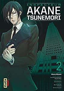 Psycho-pass Inspecteur Akane Tsunemori Edition simple Tome 2
