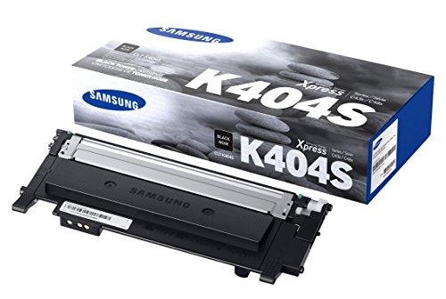 Samsung CLT-K404S - Tóner para impresoras láser (1500 páginas) color negro