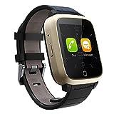 Sopear Smart Montre Bluetooth sport Smart Push télécommande caméra sommeil analyse podomètre WiFi positionnement fonction poignet montre