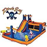 Produktbild von Blast Zone GE - PIRATEBAY Inflatable Water Park, Bounce