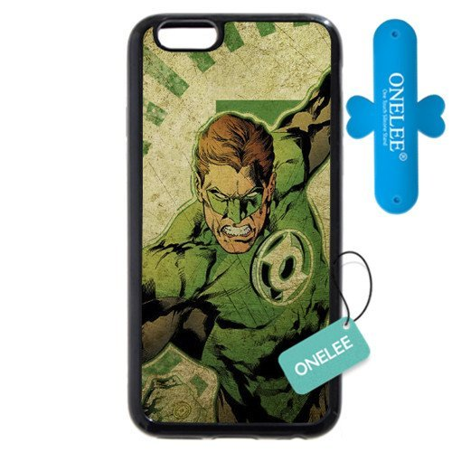 Onelee Green Lantern Custom Phone Case for iPhone 6+ Plus