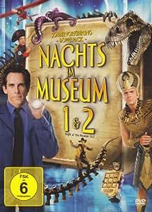 Nachts im Museum 1+2 [2 DVDs]