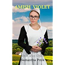 Amish Violet (Amish Love Blooms Book 5) (English Edition)