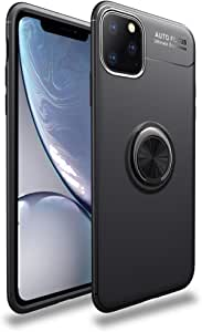 Nalia Ring Hülle Kompatibel Mit Iphone 11 Pro Silikon Elektronik