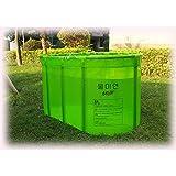 TIDLT Faltbare Badewanne Erwachsene Badewanne Einfache Lagerung Leicht Zu Tragen Volle Stahlrahmenunterstützung (Farbe : Green)