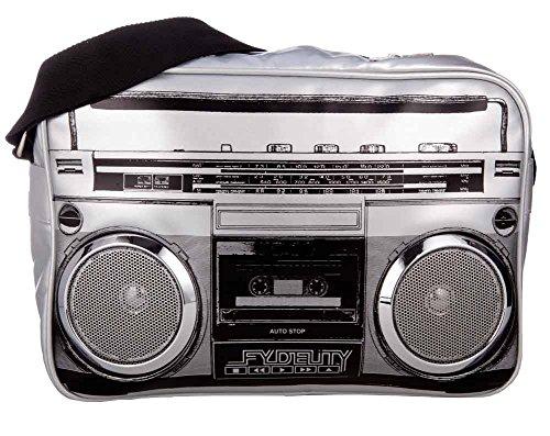 fydelity-g-force-stereo-shoulder-bag-silver