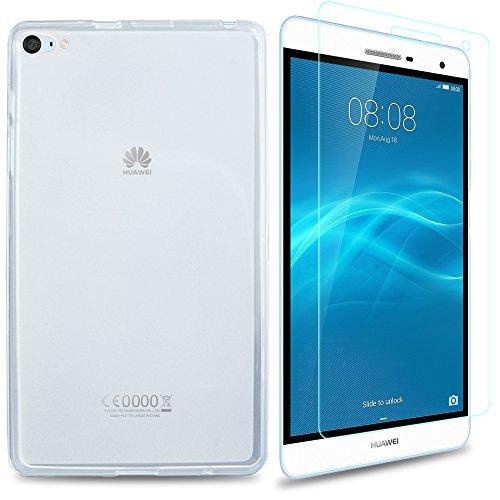 MYLB-2-in-1-TPU-morbido-Caso-Custodia-case-cover-Durezza-9H-vetro-temperato-Protezione-libera-dello-schermo-Per-HUAWEI-T2-70-PRO-Tablet