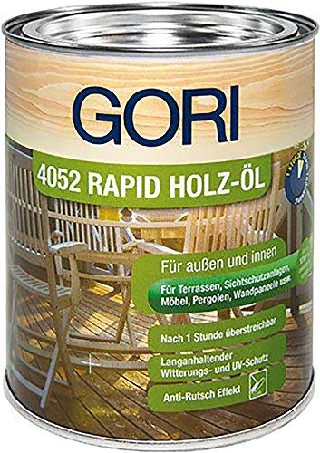 GORI 4052 RAPID HOLZ OEL - 5 LTR (LAERCHE)