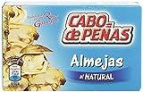 Cabo De Peñas - Almejas al natural - Elaborado en las Rías Gallegas - 63 g