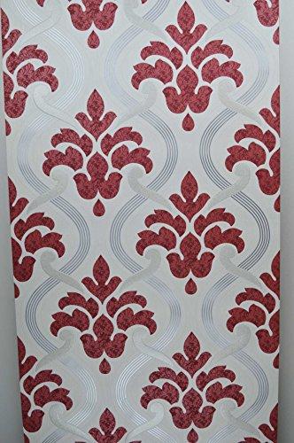 colore-rosso-argento-con-glitter-carta-da-parati-testurizzata-in-vinile-motivo-damascato-colore-grig