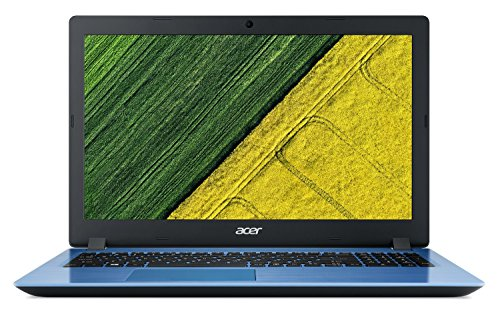 Acer Aspire 3 A315-51 15.6-inch Laptop (7th Gen Intel Core i3 7130U/4GB/1TB/Linux/Integrated Graphics), Stone Blue