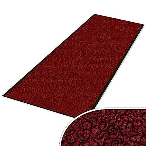 Tapis Conforama Rouge - Paillasson sur mesure casa pura® tapis anti