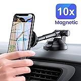 Support Téléphone Voiture, Rotation 360° Réglable Berceau De Montage De Voiture...