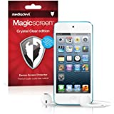 Apple iPod Touch 5G/6G 5th/6th Generation (2012-2015) Screen Protector, MediaDevil Magicscreen Crystal Clear (Invisible) Edition - (2 x Protectors)