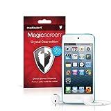 Pellicola Protettiva MediaDevil Magicscreen: Crystal Clear (Invisibile) - Per Apple iPod Touch 5G/5ta Generazione (Settembre 2012) - (2 x Pellicole Protettive)