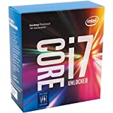 Intel Core i7-7700K Prozessor (7. Generation (Kaby Lake), Quad Core, bis zu 4.50 GHz mit Intel Turbo-Boost-Technik 2.0, 8 MB Intel Smart-Cache) geeignet für Intel-Extreme-Memory-Profile-Spezifikation