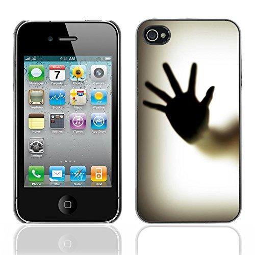 Graphic4You Leaves Falling From Tree Autumn Theme Design Harte Hülle Case Tasche Schutzhülle für Apple iPhone 4 und 4S Design #10