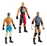 MATTEL WWE 12 Personaggi Ass.To DJJ16