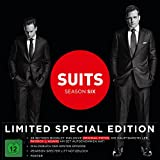 Suits Staffel 6 - Limited Fan-Edition [4 DVDs]