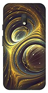 Printed Back Cover For Moto G4 Play By A Marc Inc.