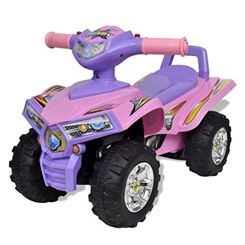 *vidaXL Kinderquad Rutschauto Kinderfahrzeug Rutschfahrzeug Kinderauto Bobbycar*