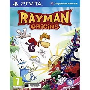 [UK-Import]Rayman Origins Game PS Vita