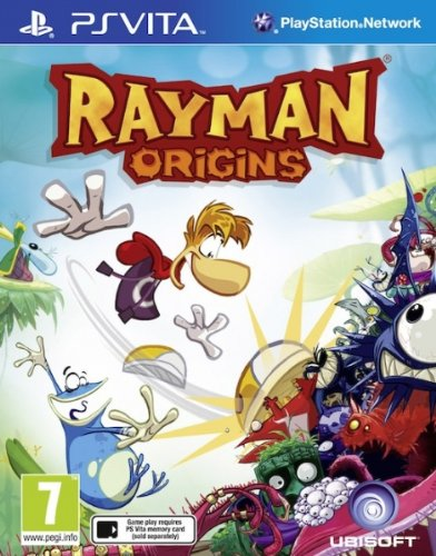 [UK-Import]Rayman Origins Game PS - Ps Spiele M Vita