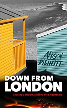 DOWN FROM LONDON: Chasing the dream.  Stalked by a nightmare. by [Dilnutt, Alison]