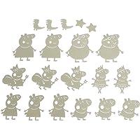 Simba - 109262387 Peppa Pig GID Set