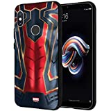 MTT Marvel Spider Man Infinity War Printed Mobile Back Case Cover for Redmi Note 5 Pro