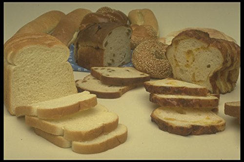 294077 Breads A4 Photo Poster Print 10x8