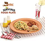clay food plate 11 inch