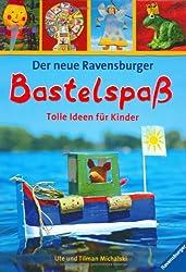 Der neue Ravensburger Bastelspaß: Tolle Ideen für Kinder